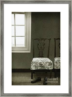 By The Window Framed Print by Margie Hurwich