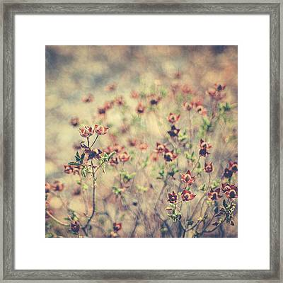 By Your Side Framed Print by Taylan Apukovska