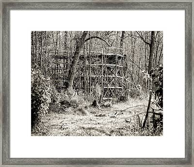 Bygone Days Framed Print