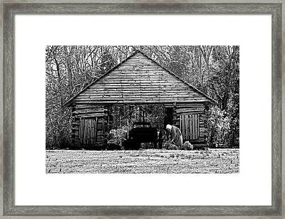 Bygone Era Too Framed Print by Arthur Warlick