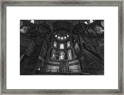 Byzantine Relic Framed Print by Stephen Stookey