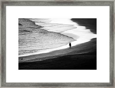 C Mon Framed Print by Charlie Photographer