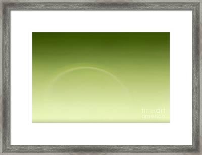 C Ribet Orbscape 0223 Framed Print