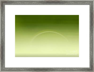 C Ribet Orbscape 0230 Framed Print by C Ribet