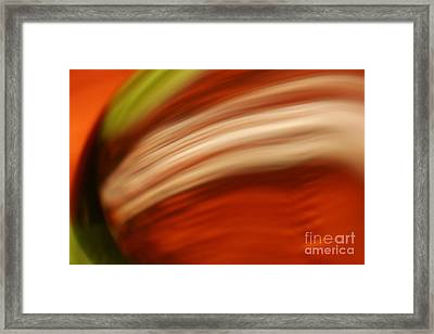 C Ribet Orbscape 1202 Framed Print