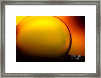 C Ribet Orbscape 9060 Framed Print