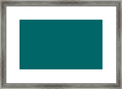 C.1.0-102-102.5x3 Framed Print by Gareth Lewis