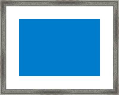 C.1.0-124-204.7x5 Framed Print