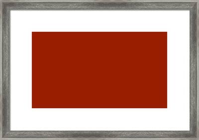 C.1.153-30-0.7x4 Framed Print