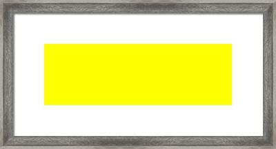 C.1.255-255-0.3x1 Framed Print
