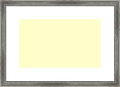 C.1.255-255-204.5x3 Framed Print by Gareth Lewis