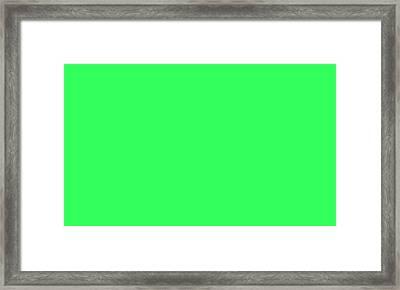 C.1.51-255-91.5x3 Framed Print by Gareth Lewis