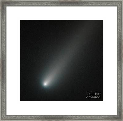 C2012 S1, Comet Ison Framed Print by Science Source