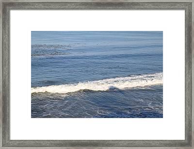 Ca Beach - 121282 Framed Print