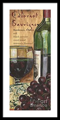 Wine Glass Framed Prints