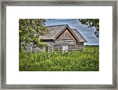 Cabin 1 Framed Print