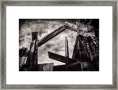 Quartz Mountain 18 Framed Print