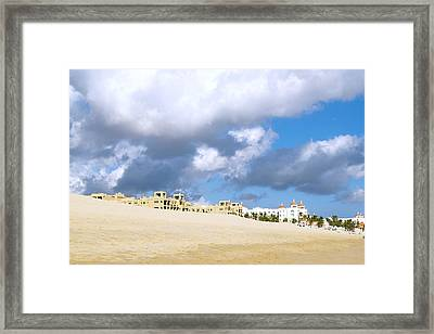 Cabo Mexico Framed Print by Haleh Mahbod