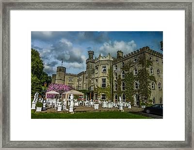Cabra Castle - Ireland Framed Print