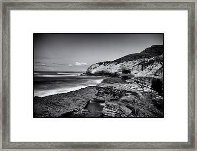 Cabrillo Coast Framed Print