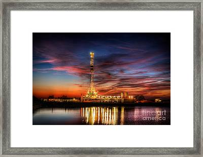 Cac001-11 Framed Print by Cooper Ross