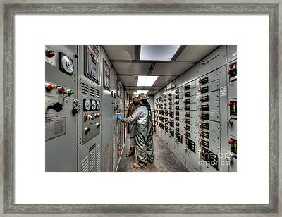 Cac001-117 Framed Print by Cooper Ross