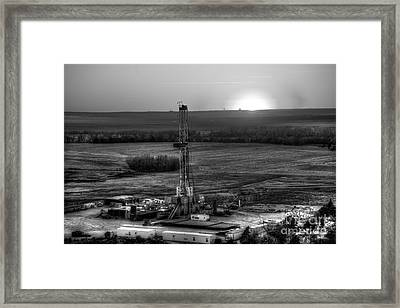 Cac001-137 Framed Print by Cooper Ross