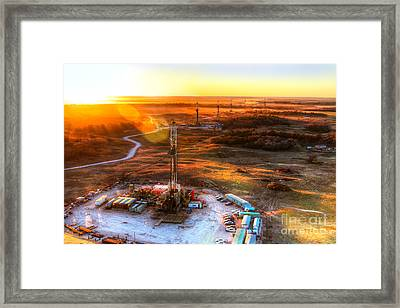 Cac001-169 Framed Print by Cooper Ross