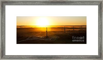 Cac001-170 Framed Print by Cooper Ross
