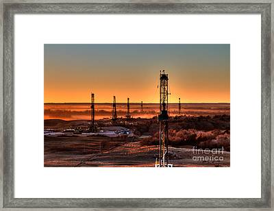 Cac001-173 Framed Print by Cooper Ross