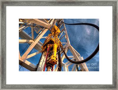 Cac001-30 Framed Print by Cooper Ross