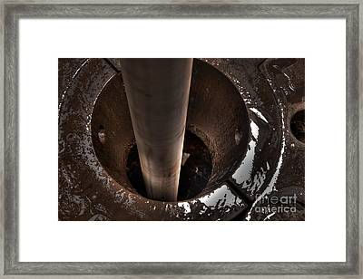 Cac001-53 Framed Print by Cooper Ross
