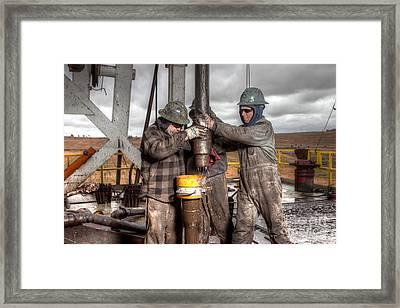 Cac001-71 Framed Print