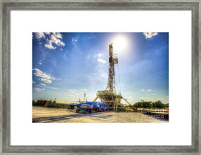 Cac003-49 Framed Print by Cooper Ross