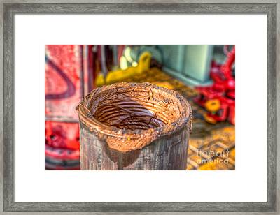 Cac003-50 Framed Print by Cooper Ross