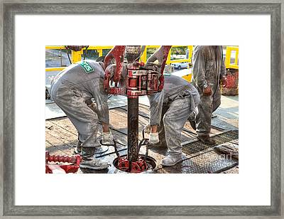 Cac003-59 Framed Print by Cooper Ross