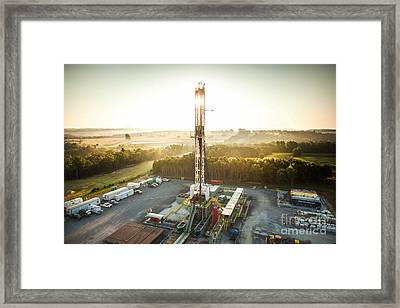 Cac004-9 Framed Print by Cooper Ross