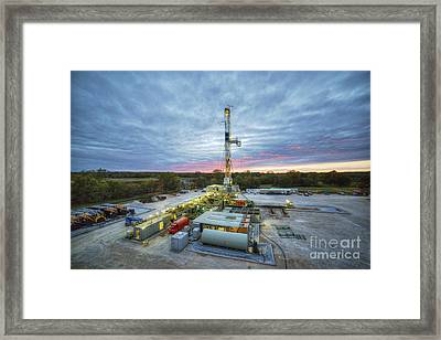 Cac005-121 Framed Print by Cooper Ross
