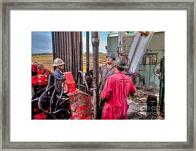Cac005-7 Framed Print by Cooper Ross