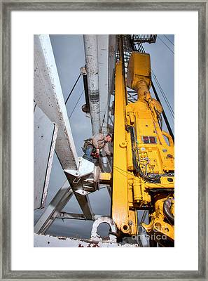 Cac005-75 Framed Print by Cooper Ross