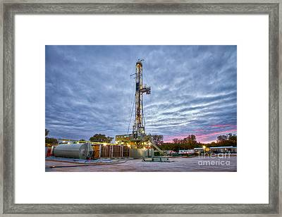 Cac005-99 Framed Print by Cooper Ross