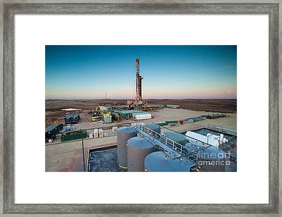 Cac006-50 Framed Print by Cooper Ross