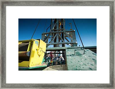 Cac007-5 Framed Print by Cooper Ross