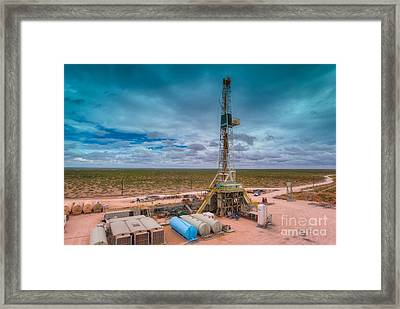 Cac008-14 Framed Print by Cooper Ross