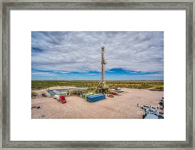Cac008-1r115 Framed Print by Cooper Ross
