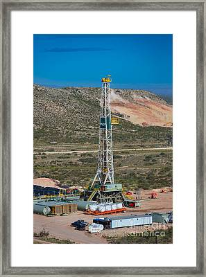 Cac008-23r110 Framed Print by Cooper Ross