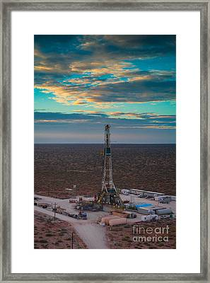 Cac008-4r123 Framed Print by Cooper Ross