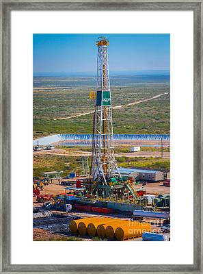 Cac008-7r110 Framed Print by Cooper Ross