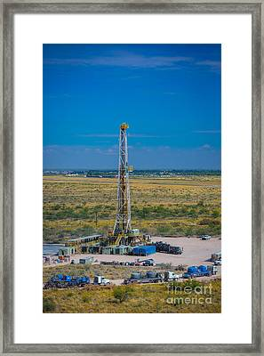 Cac008-7r115 Framed Print by Cooper Ross
