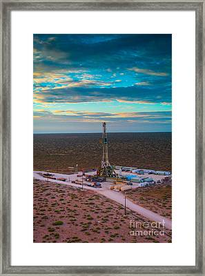 Cac008-8r123 Framed Print by Cooper Ross